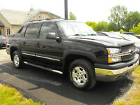 2004 Chevrolet Avalanche GREAT SHAPE! LOW KM'S!