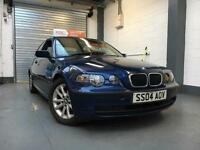 BMW 3 Series 1.8 316ti ES Compact 3dr! CLEAN BODY! IDEAL PROJECT CAR!