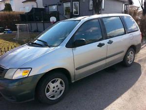 Mazda mini Van MPV 2001