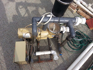 Hot Tub Pump and Filter for sale