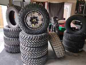 Tires and rims for sale. BRAND NEW never used or installed