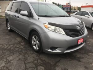2011 Toyota Sienna 5dr V6 7-Pass FWD