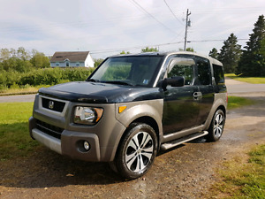 2003 Honda Element 5 speed