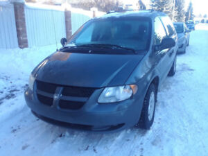 dodge caravan 2002 for sell