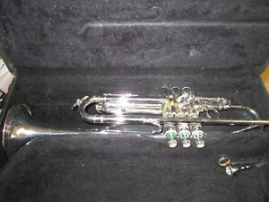 Used Trumpet (Silver)