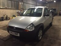 Ford ka 1.3 (Mot April 2017) 50,000miles trade in to clear£195