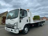 2009 Isuzu Trucks NQR 70 2009 59 ISUZU NQR 70 RECOVERY TRUCK AUTOMATIC NO VAT NA
