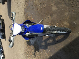 2003 wr450