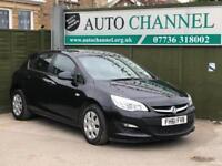 2012 Vauxhall Astra 1.3 CDTi ecoFLEX 16v Exclusiv 5dr