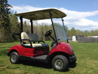 Golf Car - 2015 Yamaha Standard Gas - NEW