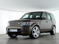 2010 Land Rover Discovery 4 3.0SDV6 XS 5dr 4WD