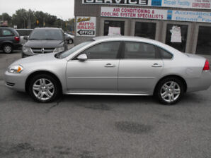 LOOKS NEW !!  46000 KMS  2013 CHEV IMPALA LT LOADED  SPOTLESS !!