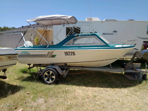 17ft boat for sale $2500
