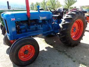 Fordson Diesel Tractor