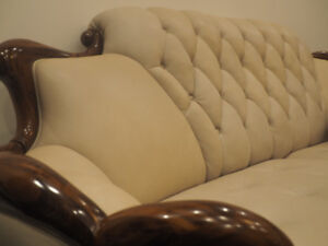 Premium Leather Couch (4 peices)