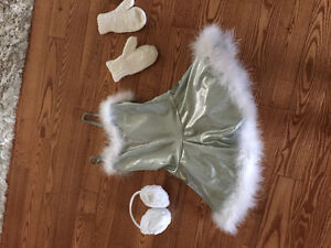 Figure skating dress/costume for girls for sale
