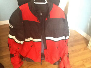 Mens Joe rocket ballistic jacket (red) Gatineau Ottawa / Gatineau Area image 1