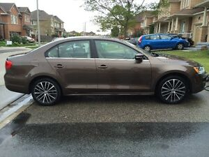 2014 Volkswagen Highline Sedan