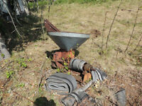 Antique/Vintage farm Grain Grinder - Macleod No 114