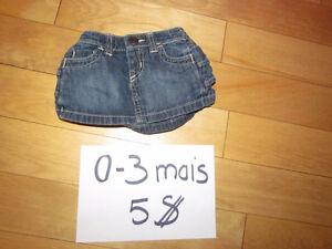 Habits variés bébé fille 0-3 mois Saguenay Saguenay-Lac-Saint-Jean image 8