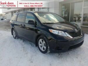 2016 Toyota Sienna LE  - Certified -  Bluetooth - $223.46 B/W