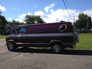 For Sale: Ford Van