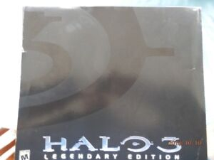 Halo 3 (LEGENDARY EDITION) (MISSING GAME DISC)
