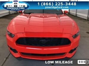 2016 Ford Mustang EcoBoost  - Bluetooth -  SYNC - $211.70 B/W
