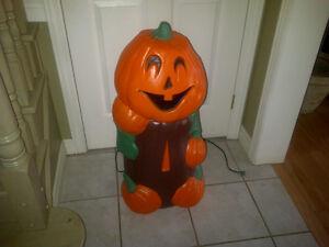 halloween pumpkin Kitchener / Waterloo Kitchener Area image 1