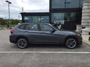 2015 BMW X1 SUV, Crossover