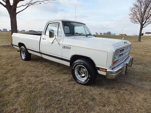 1986 Dodge Ram 100 V8 2wd Ramcharger 1987 1988 1989 1500