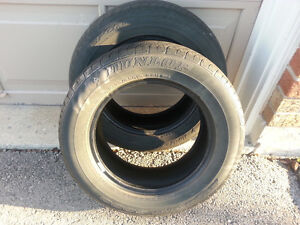 Used All Season Tires, 195 65 15, Dunlop SP Sport 5000