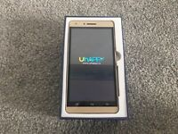 Smartphone Android 5.1. Gold