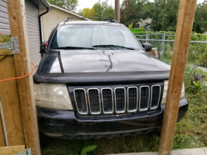2001 Jeep Grand Cherokee Limited V8