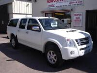 Isuzu Rodeo 2.5TD 4WD Denver Double Cab Pick Up