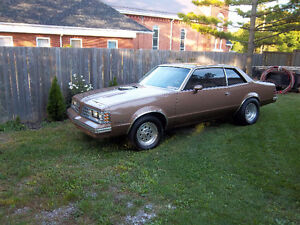 1981 pontiac lemans,with 1970 chevelle 454 motor,550hp