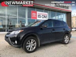 2014 Toyota RAV4 Limited  - one owner - trade-in - $79.90 /Wk