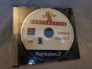 Namco Museum PS2