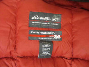 Eddie Bauer 3in1 with 800 fill puff jacket Belleville Belleville Area image 4