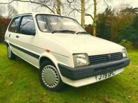 1991 Rover Metro 1.3 CLUBMAN L 3d AUTO 63 BHP 2 PREVIOUS LADY OWNERS ONLY 17,800