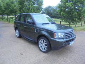 Land Rover Range Rover Sport 2.7TD V6 auto 2007MY HSE