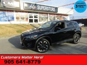 2016 Mazda CX-5 GT  AWD NAV LEATH ROOF BOSE HS 8W-SEAT SMART-KEY