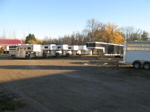 Wanted Consignment Horse & Stock Trailers Bumper Pull/Gooseneck London Ontario image 1