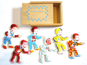 CURIOUS GEORGE - Books, Puzzle Box and Hat Activity Ages 3 & up Windsor Region Ontario image 4