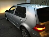 Volkswagen Golf 2003 135,000km gls full dvd car starter 2800$