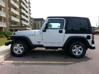 2005 Jeep TJ Sport SUV, Crossover