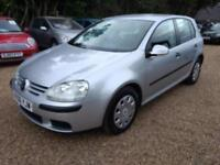 2006 Volkswagen Golf 1.6 FSI S - FULL SERVICE HISTORY- 2 KEEPERS -MOT 12/01/201