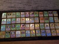 Original Pokemon cards over 17 years old
