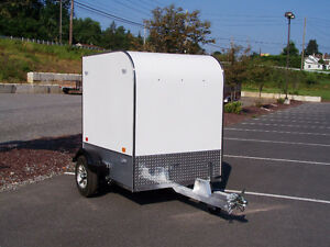 *WANT* Small Closed Trailer