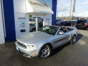 2011 Ford Mustang GT California Special, Convertible, Nav, Leath